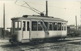 Oostende - Blankenberge : TRAM 9470 Motrice Vypo OB     ** Foto Van Oude Cliché (14.5 X 9 Cm) - Plaatsen
