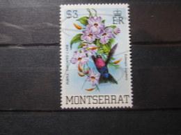 VEND BEAU TIMBRE DE MONTSERRAT N° 520 , XX !!! - Montserrat