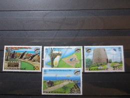 VEND BEAUX TIMBRES DE MONTSERRAT N° 462 - 465 , XX !!! - Montserrat