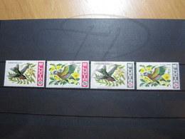 VEND BEAUX TIMBRES DE SAINTE-LUCIE N° 239 - 242 , X !!! - St.Lucia (1979-...)