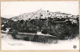 X06085 CAGNES 1900s Village Environs De NICE Vue Générale Alpes Maritimes - TREFLE MTIL 294 - Cagnes-sur-Mer