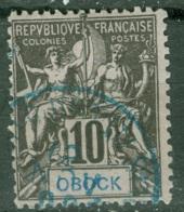Obock   36  Ob  Quasi TB - Obock (1892-1899)