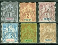 Obock   Petit Lot  Entre 32 Et 40  * , ( * ) Et Ob   Second Choix - Nuovi