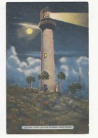 CPA Phares - Etats Unis - Jupiter Light On The Florida East Coast   Achat Immédiat - (cd018 ) - Lighthouses