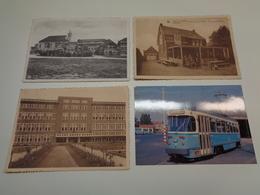 Beau Lot De 60 Cartes Postales De Belgique  CPSM  Grand Format      Mooi Lot Van 60 Postkaarten Van België Groot Formaat - 5 - 99 Postkaarten