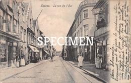 La Rue De L'Est - Furnes - Veurne - Veurne