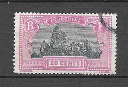 1927 : N°140 Chez YT. (Voir Commentaires) - Indochine (1889-1945)