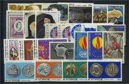 ZYPERN Lot Aus 1968-1988 Postfrisch (119058) - Zypern