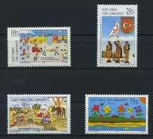 TUERK.-ZYPERN 1996 Nr 438-441 Postfrisch (119063) - Zypern