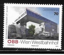 Austria Österreich 2011 - West Bahnhof City Mnh - Modernos