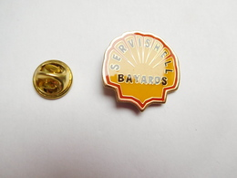 Beau Pin's , Carburant Essence , Oil , Huile , Shell , Servishell Bayards - Carburants