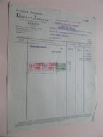 Scierie DENIS Et JACQUART > BAILEUX-lez-CHIMAY - Anno 1944 ( Zie/Voir Foto ) Taxe ! - Belgio