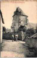 65 LOUBAJAC - L'église - Poste Aérienne