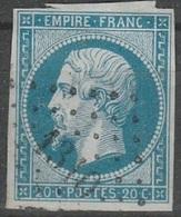 Petits Chiffres - MOSELLE - FONTOY - PC 1310 - 1849-1876: Période Classique