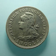 Portuguese Angola 50 Centavos 1927 - Portugal