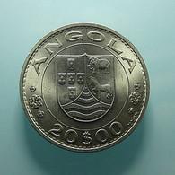 Portuguese Angola 20 Escudos 1972 - Portugal