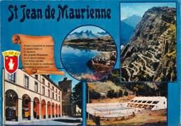 73 - SAINT JEAN DE MAURIENNE - MULTIVUES - Saint Jean De Maurienne