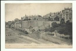 Manche, Granville, Remparts Vieille Ville, Chemin De Fer, ( Tous Frais En + 1,30 Euros - Granville