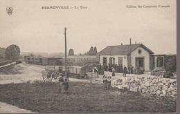 HERMONVILLE - LA GARE - Frankreich