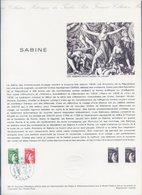 Collection Historique Du Timbre-poste - TTB - REF340 TIMBRE TYPE SABINE - France