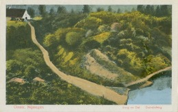 Berg En Dal 1919; Duivelsberg - Niet Gelopen. (J. H. Schaefer - Amsterdam) - Niederlande