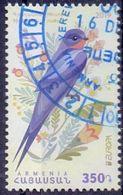 Used Armenia 2019, Europa - National Birds - Barn Swallow (Hirundo Rustica) 1V. - Armenië