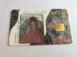 Malta - Phonecard With Chip - Malte