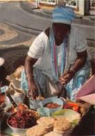 Brasil Turistico  Salvador De Bahia    A Baiana Figura Mais Traditional De Bahia   Barry 4592 - Salvador De Bahia