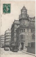 Carte Postale Ancienne De Toulon ( 83 )l'hotel Des Postes Et Télégraphes - Toulon