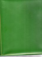 COLONIE ITALIANE ALBUM RACCOGLITORE MARINI 120 FOGLI CON TASCHINE OTTIME CONDIZIONI - Album & Raccoglitori