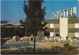 CPM  Sennecé Les Macon  Hotel Novotel Macon Nord - Frankrijk