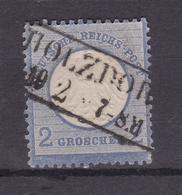 Adler Mit Kleinem Schild 2 Gr. Mit R2 HOLZDORF 10.2. - Germany