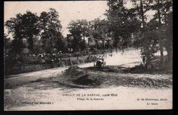 72, Circuit De La Sarthe Juin 1906, Virage De La Fourche, Jenatzy Sur Mercedes - Other Municipalities