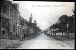 72, Chateau Du Loir, Avenue De La Gare - Chateau Du Loir