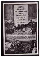"""DT- Reich (008718) Propaganda Sammelbild Deutschland Erwacht"""""""" Bild 117, Schlageter (holzheimer Heide) - Briefe U. Dokumente"""