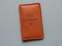 GOD Bescherme U / Servus Dei P. VALENTINUS - Virga Jesse HASSELT ( RELIQUIARIO - RELIC - RELIQUARY - RELIQUAIRE ) ! - Religion &  Esoterik
