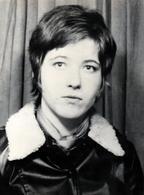 Grand Tirage Photo Originale Portrait De La Femme Des Années 1970 - Pin-ups