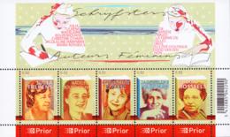 Belgium BL 140** Littérature  Année 2007   3 - Blocks & Sheetlets 1962-....