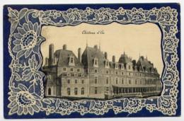 76*EU-Château D'Eu - Eu