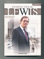 DVD Inspecteur LEWIS Saison 1 Complète - 4 Episodes De 90 Min. Chacun -  FR / ENG - Etat Neuf - Séries Et Programmes TV