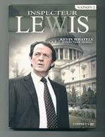 DVD Inspecteur LEWIS Saison 2 Complète - 4 Episodes De 90 Min. Chacun -  FR / ENG - Etat Neuf - TV-Reeksen En Programma's