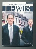 DVD Inspecteur LEWIS Saison 5 Complète - 4 Episodes De 90 Min. Chacun -  FR / ENG - Etat Neuf - Séries Et Programmes TV