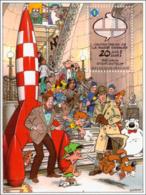 Belgium BL 173** BD En Fete Année 2009 - Blocks & Sheetlets 1962-....