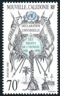 NOUV.-CALEDONIE 1998 - Yv. 775 **   Faciale= 0,59 EUR - Déclaration Des Droits De L'Homme  ..Réf.NCE25463 - Nieuw-Caledonië