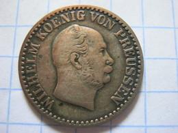 Prussia 1 Silbergroschen 1863 (A) - [ 1] …-1871 : Etats Allemands