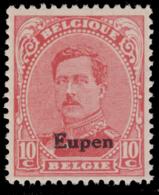 Belgium OC 0088** 10c Rose - [OC55/105] Eupen/Malmédy