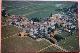 CARTE MOREY SAINT DENIS - 21 - VUE AERIENNE -SCAN RECTO/VERSO -11 - Autres Communes
