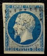 110- 14 A- PC 2553 Portrieux Côtes Du Nord 21 - 1853-1860 Napoleon III