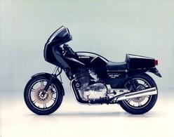Laverda RGS 1000 Corsa +-24cm X 17cm  Moto MOTOCROSS MOTORCYCLE Douglas J Jackson Archive Of Motorcycles - Foto's