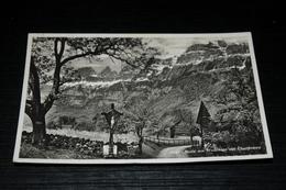 9551        WALLENSEE MIT CHURFIRSTEN - 1937 - SG St-Gall